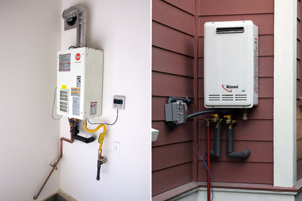 Best Tankless Water Heater Reviews With Comparison