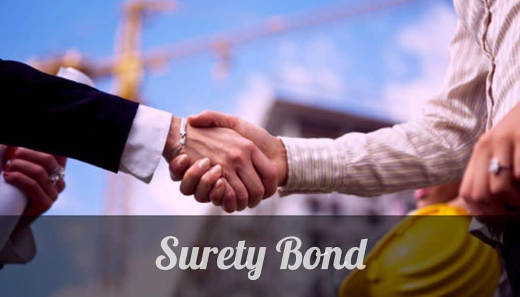 Surety-Bond
