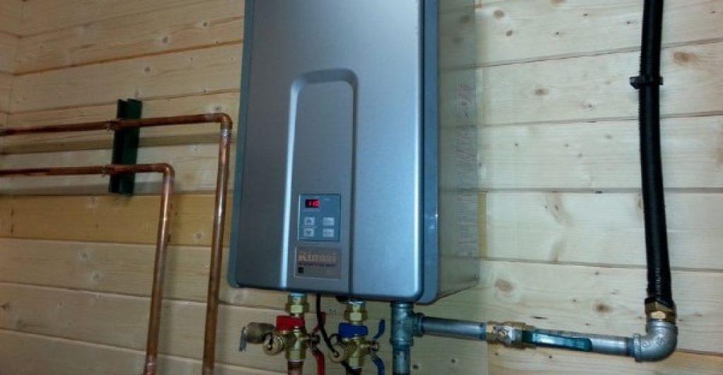 downside of tankless water heater