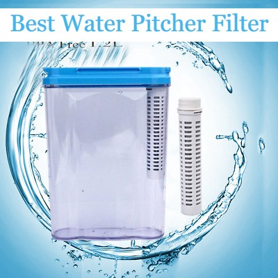 best pitcher water filter