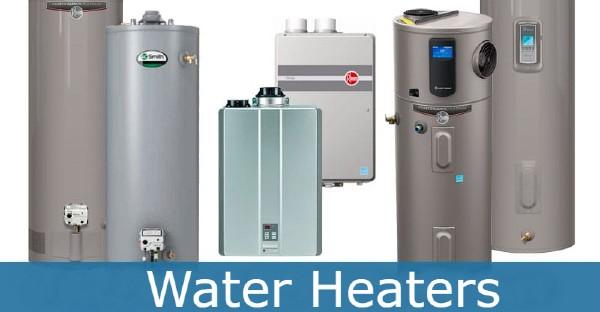 best water heater brand