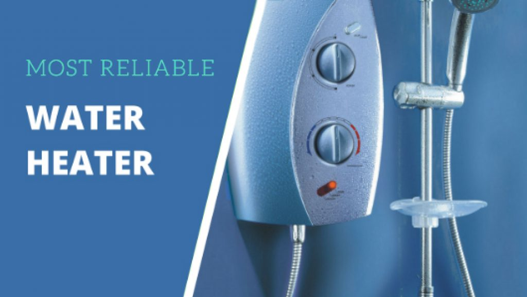 what is the best water heater brand