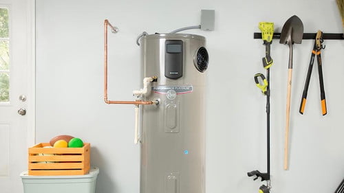 hot water heater cost