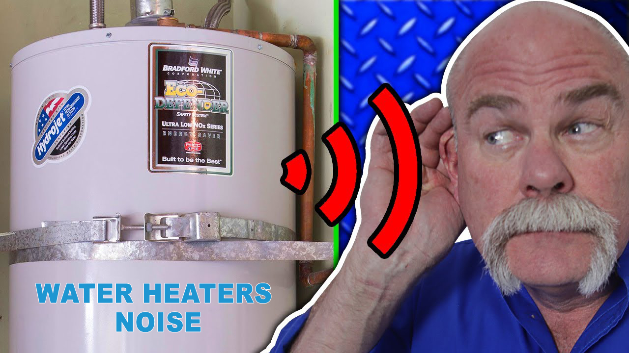 hot water heater making noise