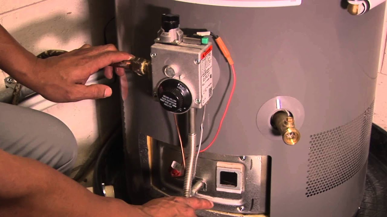 water heater pilot keeps going out
