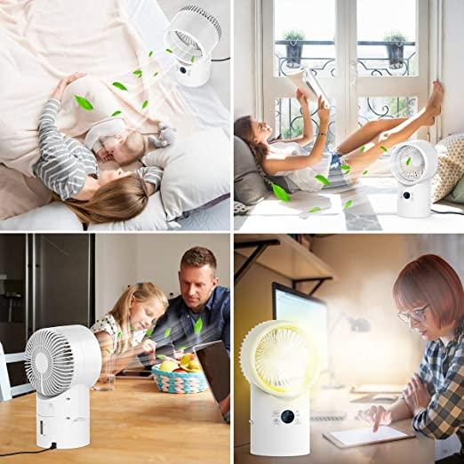 AMEIKO Portable Mini Evaporative Personal Cooler