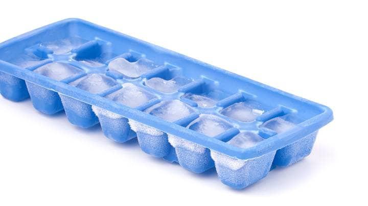 Using Ice Tray