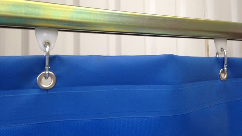 Commercial Curtain Track