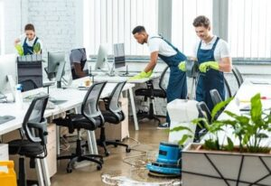 Brisbane Office Cleaning Services With a Purpose