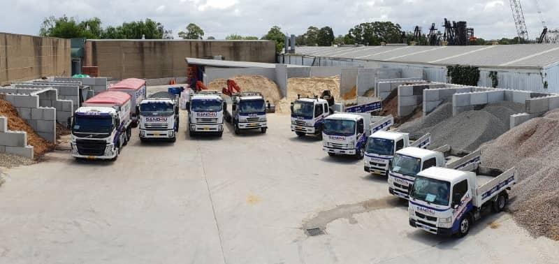 building supplies sydney