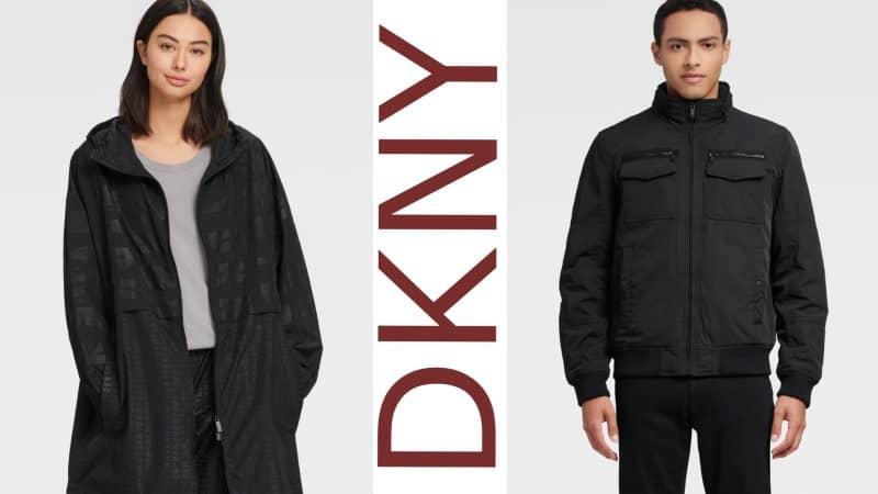 DKNY brand men women jackets