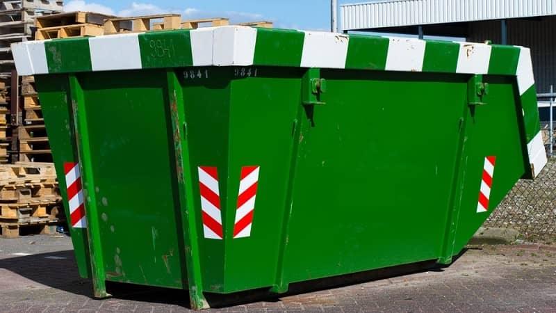 Hiring-A-Skip-Bin-For-Waste