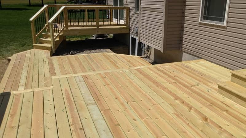 Timber Decks