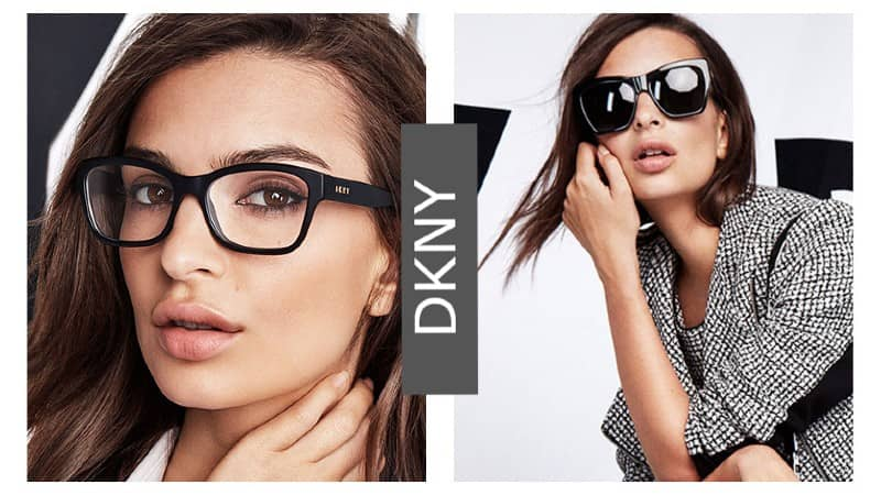 dkny brand Eyewears
