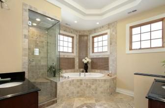 Three Simple Bathroom Interior Design Ideas