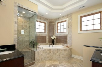 Three Best Bathroom Interior Design Ideas
