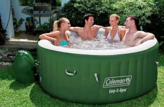 Best Inflatable Hot Tub Reviews 2019