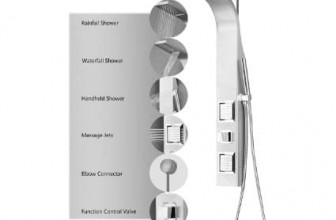 Best Shower Panel System Reviews 2017