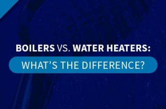 4 Key Areas For Differentiating Water Heaters And Boilers