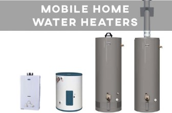 Are Tankless Water Heaters Safe For Mobile Homes